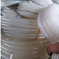 ống lưới dẻo trắng Phi 50