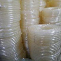 ống lưới dẻo trắng Phi 45