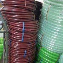 ống nhựa mềm màu mận