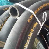 ống cao su bố vải phi 38